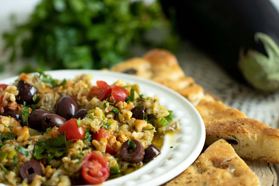 Mi gran cena griega