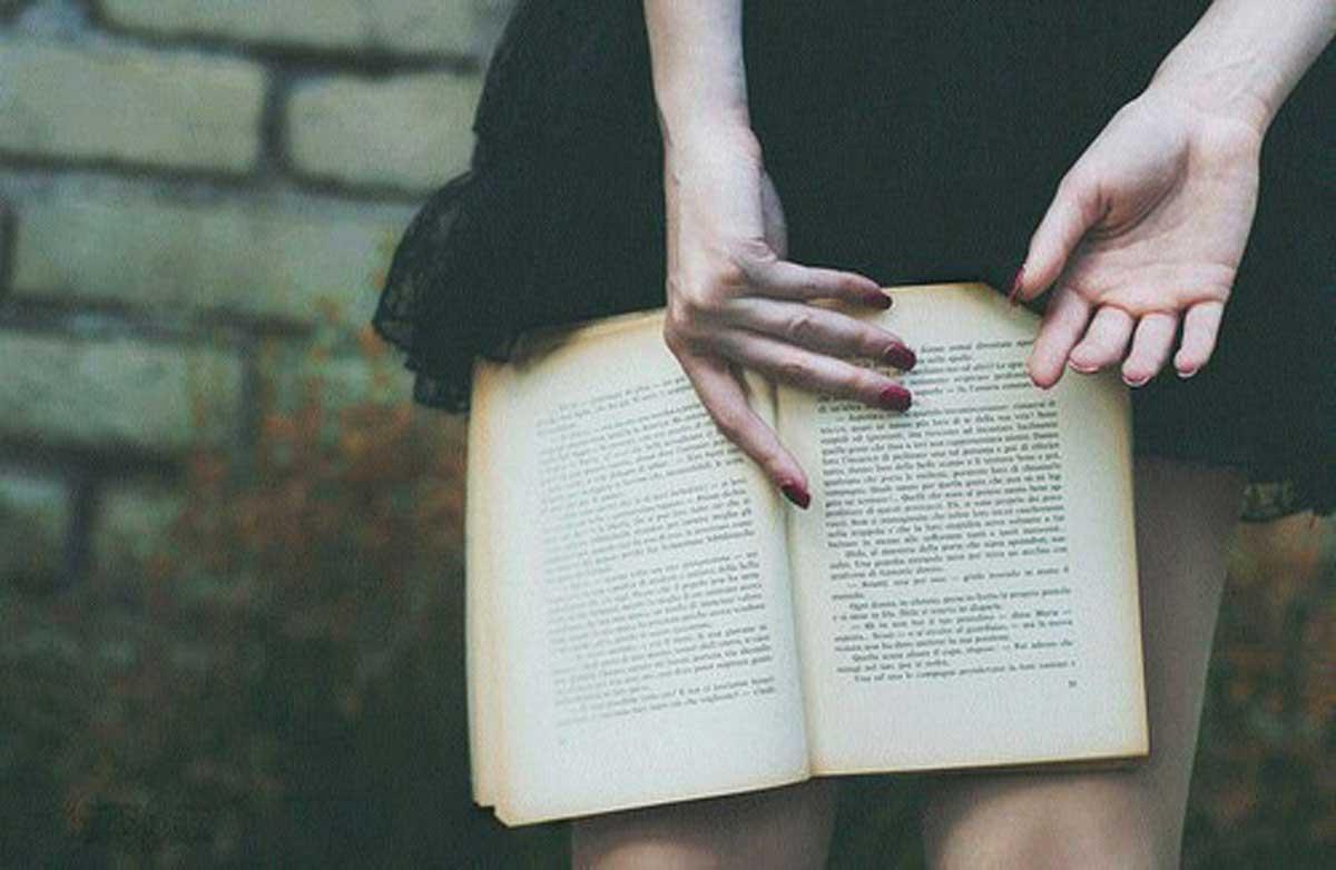 Caminando entre libros