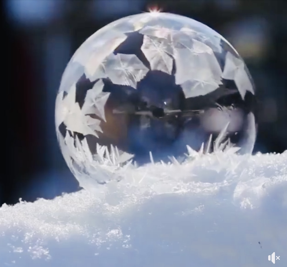 Cosas maravillosas del frío